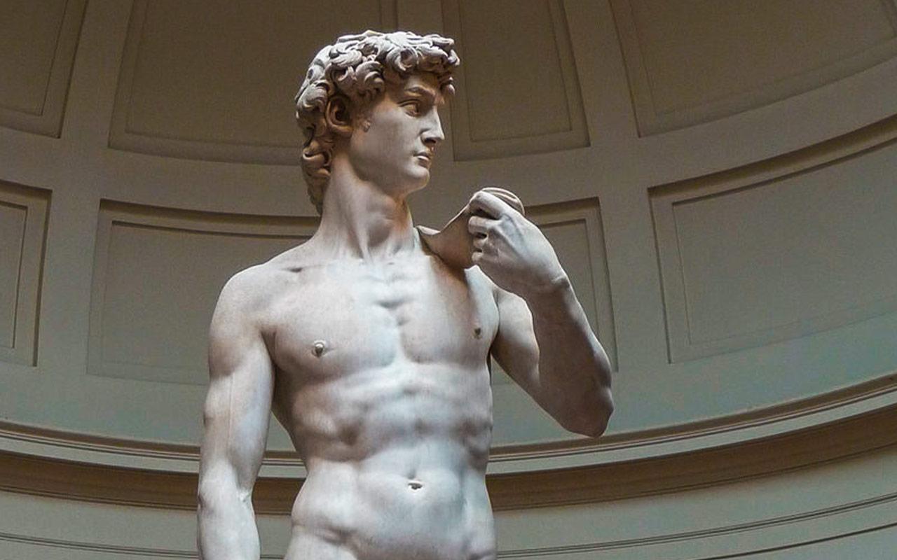 "Michelangelos ""David"", Bild: wikimedia – Jörg Bittner"