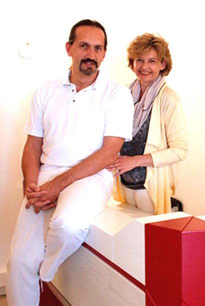 Die Heilpraktiker Alexander und Michaela Schoenhoff, Bild: Woifi Gschwendtner